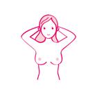 乳がんセルフチェック1